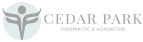 Cedar Park Chiropractor Logo